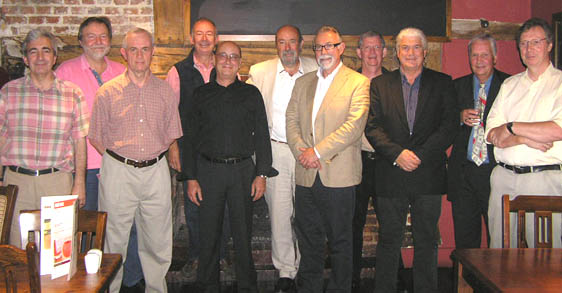 The 1960s Old Boys' Group 2011