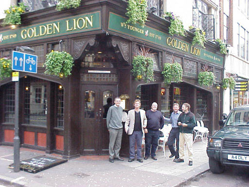 Sixth School - Golden Lion